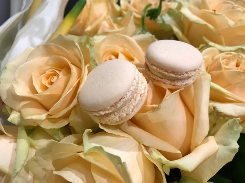 Vaníliás macaron recept